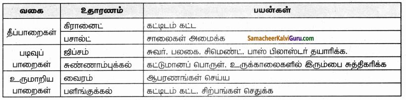 Samacheer Kalvi 9th Social Science Guide Geography Chapter 1 நிலக்கோளம் – I புவி அகச்செயல்பாடுகள் 88