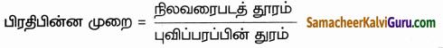 Samacheer Kalvi 9th Social Science Guide Geography Chapter 7 நிலவரைபடத் திறன்கள் 55