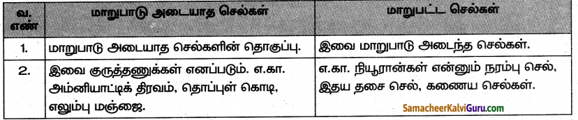 Samacheer Kalvi 10th Science Guide Chapter 20 இனக்கலப்பு மற்றும் உயிரித்தொழில்நுட்பவியல் 4