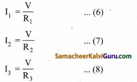 Samacheer Kalvi 10th Science Guide Chapter 4 மின்னோட்டவியல் 77
