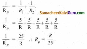 Samacheer Kalvi 10th Science Guide Chapter 4 மின்னோட்டவியல் 866