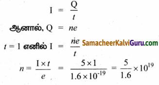 Samacheer Kalvi 10th Science Guide Chapter 4 மின்னோட்டவியல் 92