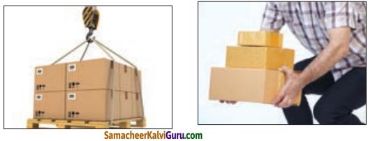 Samacheer Kalvi 4th Science Guide Term 1 Chapter 3 வேலை மற்றும் ஆற்றல் 10