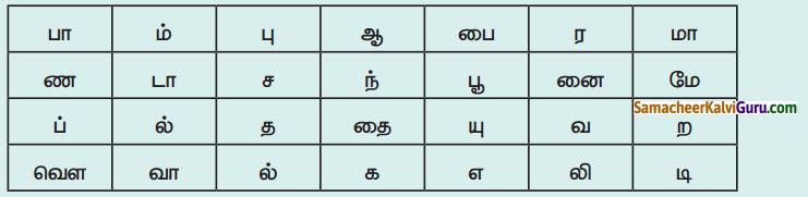 Samacheer Kalvi 4th Science Guide Term 3 Chapter 2 விலங்குகளின் வாழ்க்கை 5