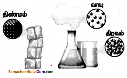 Samacheer Kalvi 5th Science Guide Term 1 Chapter 2 பருப்பொருள்கள் மற்றும் மூலப்பொருள்கள் 1