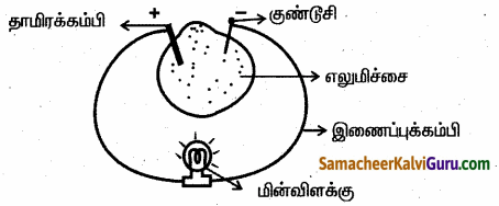 Samacheer Kalvi 6th Science Guide Term 2 Chapter 2 மின்னியல் 55.2