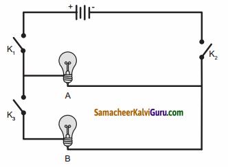 Samacheer Kalvi 6th Science Guide Term 2 Chapter 2 மின்னியல் 56