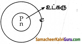 Samacheer Kalvi 7th Science Guide Term 1 Chapter 4 அணு அமைப்பு 5